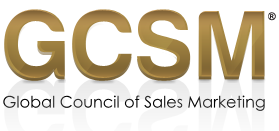 GCSM - Global Council of Sales Marketing